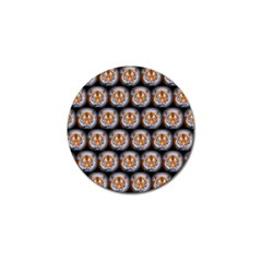 Cute Animal Drops   Tiger Golf Ball Marker (10 Pack) by MoreColorsinLife