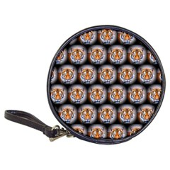 Cute Animal Drops   Tiger Classic 20 Cd Wallets by MoreColorsinLife