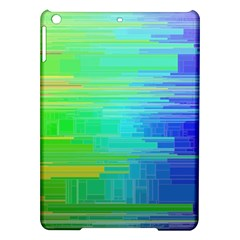 Colors Rainbow Pattern Ipad Air Hardshell Cases by paulaoliveiradesign