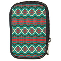Ethnic Geometric Pattern Compact Camera Cases by linceazul