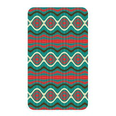 Ethnic Geometric Pattern Memory Card Reader by linceazul