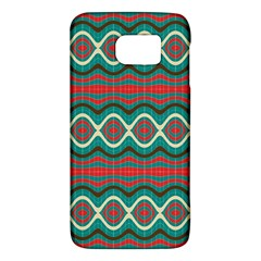 Ethnic Geometric Pattern Galaxy S6 by linceazul
