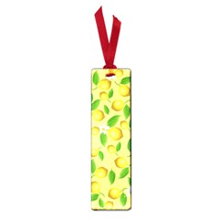 Lemon Pattern Small Book Marks by Valentinaart