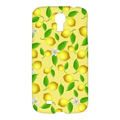 Lemon Pattern Samsung Galaxy S4 I9500/i9505 Hardshell Case