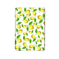 Lemon Pattern Ipad Mini 2 Hardshell Cases by Valentinaart