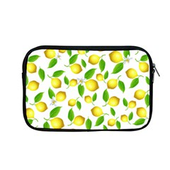 Lemon Pattern Apple Macbook Pro 13  Zipper Case by Valentinaart