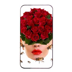 Beautiful Life Apple Iphone 4/4s Seamless Case (black) by Valentinaart