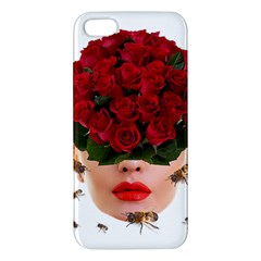 Beautiful Life Iphone 5s/ Se Premium Hardshell Case by Valentinaart