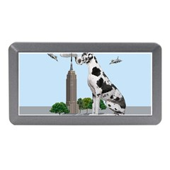 Great Dane Memory Card Reader (mini) by Valentinaart