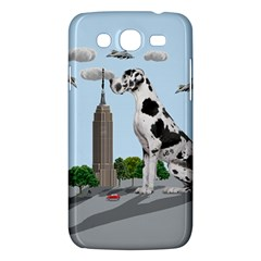 Great Dane Samsung Galaxy Mega 5 8 I9152 Hardshell Case  by Valentinaart