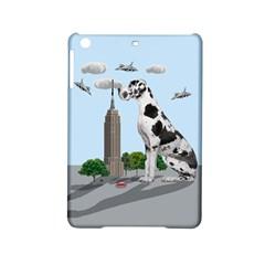 Great Dane Ipad Mini 2 Hardshell Cases by Valentinaart