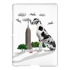Great Dane Samsung Galaxy Tab S (10 5 ) Hardshell Case  by Valentinaart