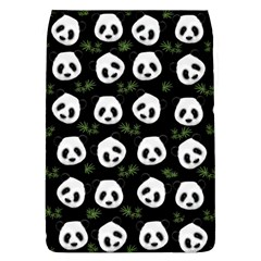 Panda Pattern Flap Covers (l)  by Valentinaart