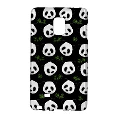 Panda Pattern Galaxy Note Edge by Valentinaart