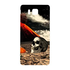 Optimism Samsung Galaxy Alpha Hardshell Back Case by Valentinaart