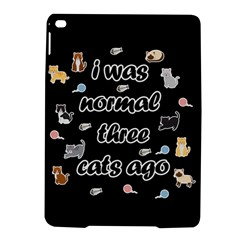 I Was Normal Three Cats Ago Ipad Air 2 Hardshell Cases by Valentinaart