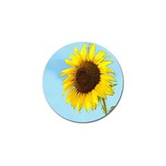 Sunflower Golf Ball Marker (10 Pack) by Valentinaart