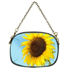 Sunflower Chain Purses (one Side)  by Valentinaart