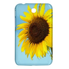 Sunflower Samsung Galaxy Tab 3 (7 ) P3200 Hardshell Case  by Valentinaart