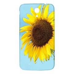 Sunflower Samsung Galaxy Mega I9200 Hardshell Back Case by Valentinaart