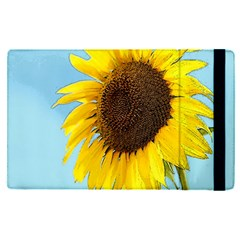 Sunflower Apple Ipad Pro 9 7   Flip Case by Valentinaart