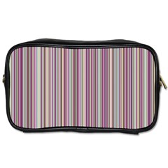 Lines Toiletries Bags 2 Side by Valentinaart