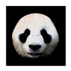 Panda Face Face Towel by Valentinaart