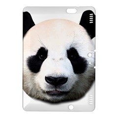 Panda Face Kindle Fire Hdx 8 9  Hardshell Case by Valentinaart