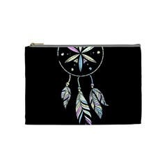 Dreamcatcher  Cosmetic Bag (medium)  by Valentinaart
