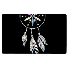 Dreamcatcher  Apple Ipad 2 Flip Case by Valentinaart