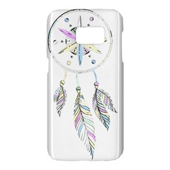 Dreamcatcher  Samsung Galaxy S7 Hardshell Case  by Valentinaart
