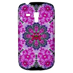 Fantasy Cherry Flower Mandala Pop Art Galaxy S3 Mini by pepitasart