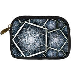 Form Glass Mosaic Pattern  Digital Camera Cases by amphoto