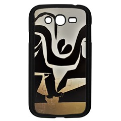 With Love Samsung Galaxy Grand Duos I9082 Case (black) by MRTACPANS