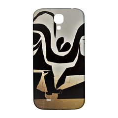 With Love Samsung Galaxy S4 I9500/i9505  Hardshell Back Case by MRTACPANS
