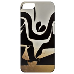 With Love Apple Iphone 5 Classic Hardshell Case by MRTACPANS