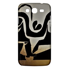 With Love Samsung Galaxy Mega 5 8 I9152 Hardshell Case  by MRTACPANS