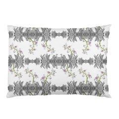 Floral Collage Pattern Pillow Case (two Sides) by dflcprints
