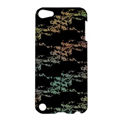 Birds With Nest Rainbow Apple Ipod Touch 5 Hardshell Case by ssmccurdydesigns