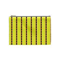 Pattern Background Wallpaper Banner Cosmetic Bag (medium)