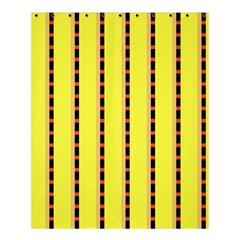 Pattern Background Wallpaper Banner Shower Curtain 60  X 72  (medium)  by Nexatart
