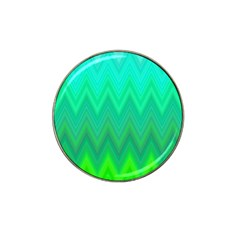 Zig Zag Chevron Classic Pattern Hat Clip Ball Marker (10 Pack) by Nexatart