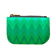 Zig Zag Chevron Classic Pattern Mini Coin Purses