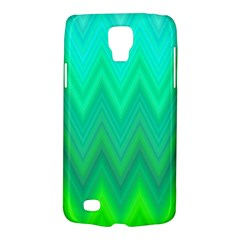Zig Zag Chevron Classic Pattern Galaxy S4 Active by Nexatart