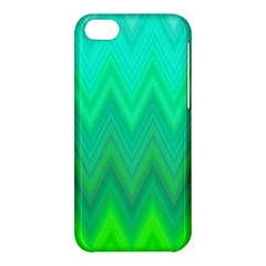 Zig Zag Chevron Classic Pattern Apple Iphone 5c Hardshell Case