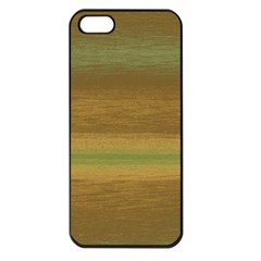 Ombre Apple Iphone 5 Seamless Case (black) by ValentinaDesign