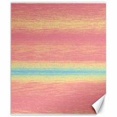 Ombre Canvas 8  X 10  by ValentinaDesign