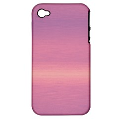 Ombre Apple Iphone 4/4s Hardshell Case (pc+silicone) by ValentinaDesign