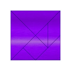 Ombre Acrylic Tangram Puzzle (4  X 4 ) by ValentinaDesign