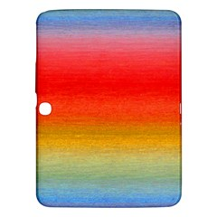 Ombre Samsung Galaxy Tab 3 (10 1 ) P5200 Hardshell Case  by ValentinaDesign